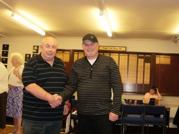 Me Meeting The Great Mr Bob Birch